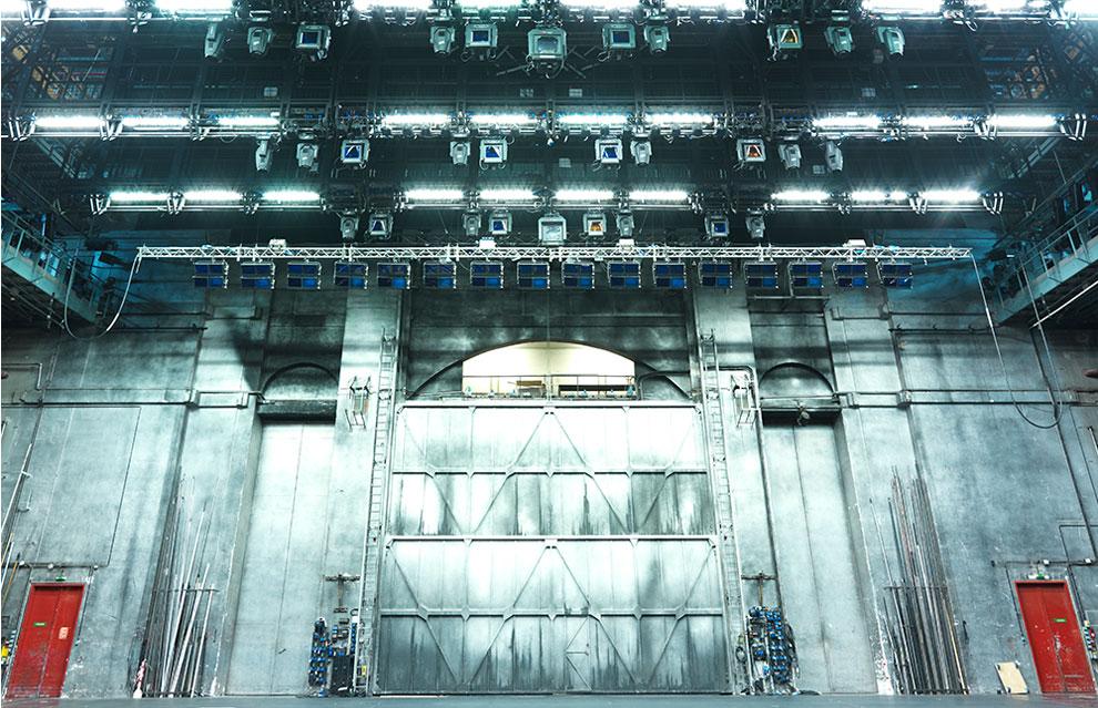 Olaf- Daniel Meyer, Olaf-Daniel Meyer, Sabine Hartl, Opéra Garnier,  Palais Garnier, Ballet de l'Opéra de Paris, Phantom der Oper, Paris, France, The Phantom of the Opera, Le Fantôme de l'Opéra, place de l'Opéra, Charles Garnier, Opéra national de Paris, Réunion des opéras de France, rideau fer,