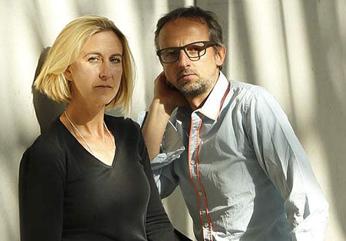 Sabine and Olaf